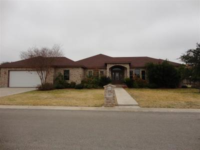 Del Rio Single Family Home ACTIVE: 300 Silver Sage Dr