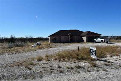 Brackettville, Del Rio, Comstock Single Family Home ACTIVE: 484 La Vista