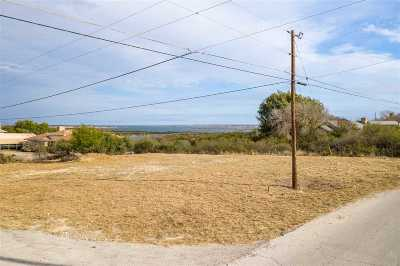 Brackettville, Del Rio, Comstock Residential Lots & Land ACTIVE: 18 Sailboat Lane