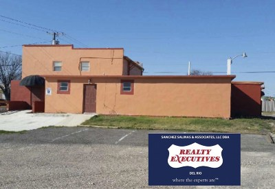 Brackettville, Comstock, Del Rio Commercial ACTIVE: 1609 Ave G