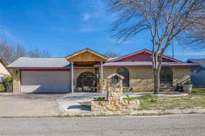 Del Rio Single Family Home NEW: 128 Kings Charles Place