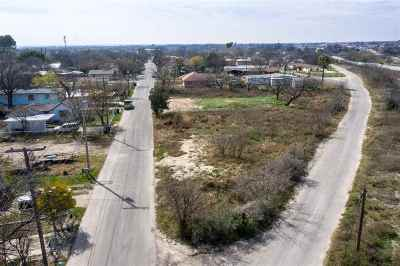 Brackettville, Del Rio, Comstock Residential Lots & Land ACTIVE: Linda Vista Dr./Railway Ave