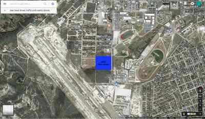 Brackettville, Del Rio, Comstock Residential Lots & Land ACTIVE: 187-189 Wildcat Drive