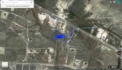 Brackettville, Del Rio, Comstock Residential Lots & Land ACTIVE: 6754 Us Hwy 90 W