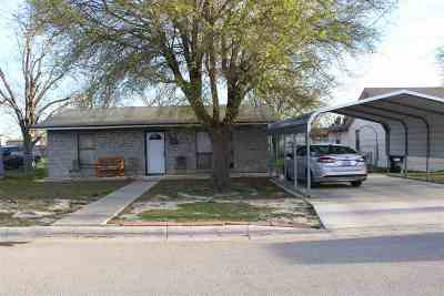 Del Rio Single Family Home UNDER CONTRACT-OPTION: 506 W 3rd Street