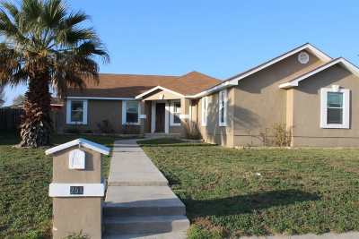 Del Rio Single Family Home ACTIVE: 201 Ramon Cardenas Dr.