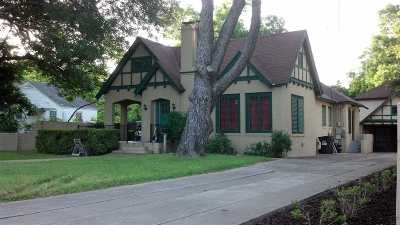 Del Rio Single Family Home ACTIVE: 423 E Greenwood Street