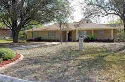 Del Rio Single Family Home ACTIVE: 401 Canyon Creek