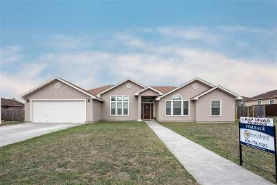 Del Rio Single Family Home UNDER CONTRACT-OPTION: 221 Running Bear