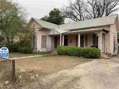 Del Rio Single Family Home ACTIVE: 320 E Garfield Street