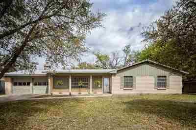 Del Rio Single Family Home NEW: 216 Elizabeth Drive