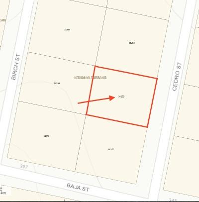 Brackettville, Del Rio, Comstock Residential Lots & Land NEW: S Cedro St.