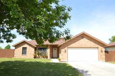 Brackettville, Del Rio, Comstock Single Family Home ACTIVE: 145 Windlake Loop