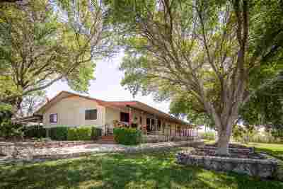 Brackettville, Del Rio, Comstock Single Family Home ACTIVE: 528 Roadrunner
