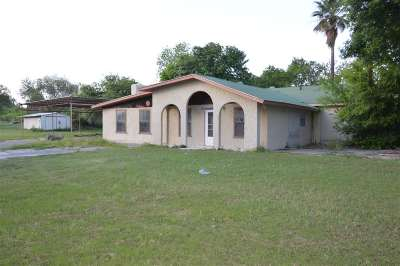 Del Rio Single Family Home ACTIVE: 310 B Alderete Lane
