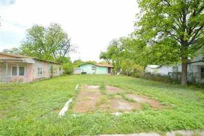 Brackettville, Del Rio, Comstock Residential Lots & Land ACTIVE: 606 W De La Rosa Street