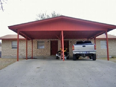 Brackettville, Del Rio, Comstock Rental NEW: 119 Catherine, Unit A - Rental