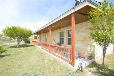 Del Rio Single Family Home UNDER CONTRACT-OPTION: 1459 Lenawee Avenue