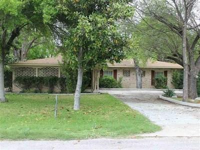 Del Rio Single Family Home ACTIVE: 112 Gilchrist Lane