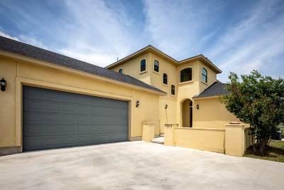 Del Rio Single Family Home UNDER CONTRACT-OPTION: 7664 Las Brisas Blvd
