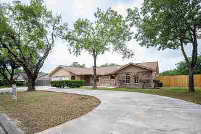 Del Rio TX Single Family Home ACTIVE: $189,000