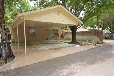 Brackettville, Del Rio, Comstock Single Family Home ACTIVE: 102 Mata Ln