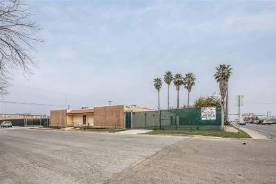 Commercial UNDER CONTRACT-OPTION: 509 E Gibbs/510 Converse St.