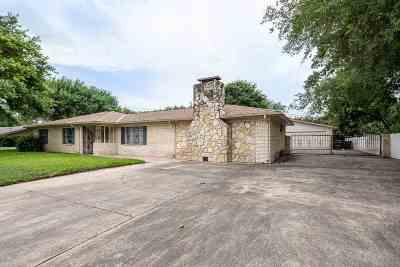 Del Rio Single Family Home NEW: 103 John Glenn
