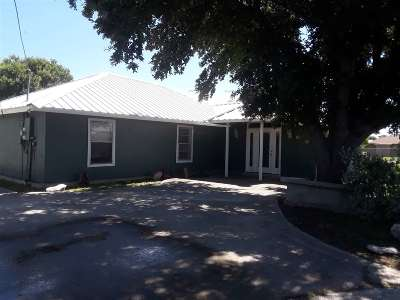 Del Rio Single Family Home ACTIVE: 312 Grissom Drive