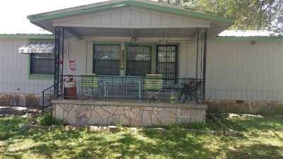Brackettville, Del Rio, Comstock Mobile/Manufactured ACTIVE: 1598 Fort Clark Road