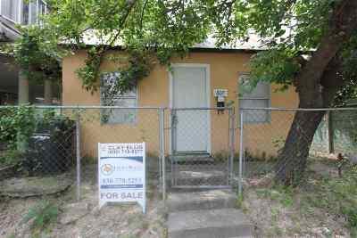 Brackettville, Del Rio, Comstock Single Family Home ACTIVE: 607 Magnolia Street