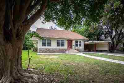 Del Rio Single Family Home ACTIVE: 226 W Strickland