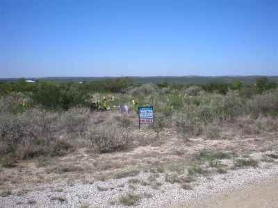 Brackettville, Del Rio, Comstock Residential Lots & Land ACTIVE: Lots 15 & 16 Blossom Road