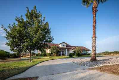 Del Rio Single Family Home NEW: 107 Agua Dulce Trl