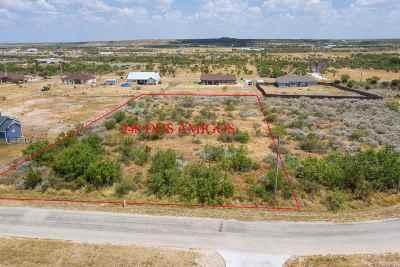 Brackettville, Del Rio, Comstock Residential Lots & Land ACTIVE: 248 Dos Amigos