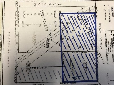 Residential Lots & Land ACTIVE: 107 Miers Dr