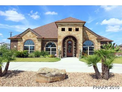 Killeen Single Family Home For Sale: 2711 Ancestor Dr Drive