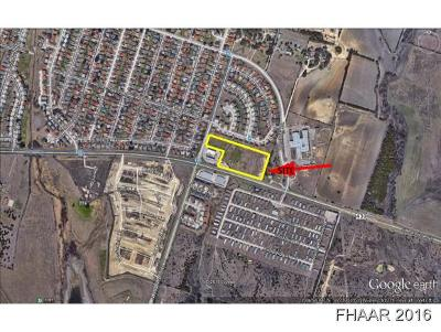 Killeen Residential Lots & Land For Sale: 5811-5901 E Rancier Avenue