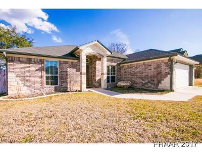 Bell County Single Family Home For Sale: 2536 Mugho Drive