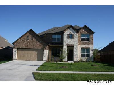 Killeen Single Family Home For Sale: 6404 Alabaster Drive