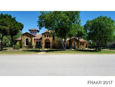 Harker Heights Single Family Home For Sale: 3219 Eagle Ridge Drive
