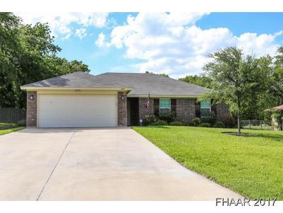 Harker Heights Single Family Home For Sale: 208 Pin Oak Drive