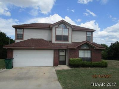 Kempner TX Single Family Home For Sale: $179,900