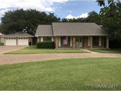 Harker Heights Single Family Home For Sale: 2106 Chinaberry Circle