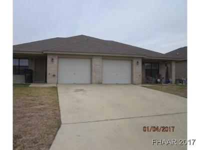Nolanville TX Multi Family Home For Sale: $161,900