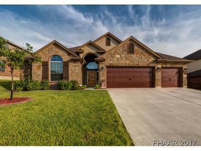 Harker Heights Single Family Home For Sale: 810 Terra Cotta Court