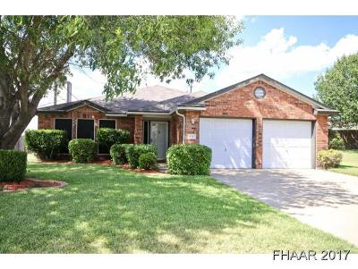 Harker Heights Single Family Home For Sale: 131 Shawnee