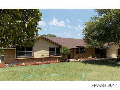 Bell County Single Family Home For Sale: 204 Spanish Oaks Drive