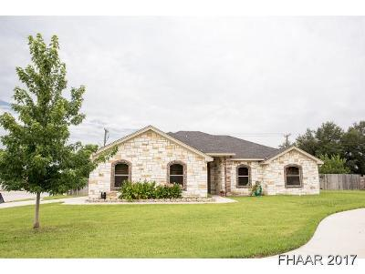 Killeen Single Family Home For Sale: 5504 Carlee Court
