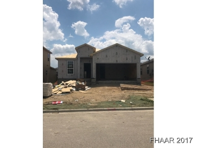 Killeen Single Family Home For Sale: 9113 Bowfield Drive